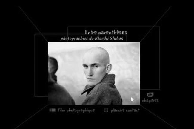 Klavdij Sluban, 10 ans de photographie en prison